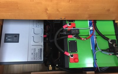 Umbau auf Lithium Batterien
